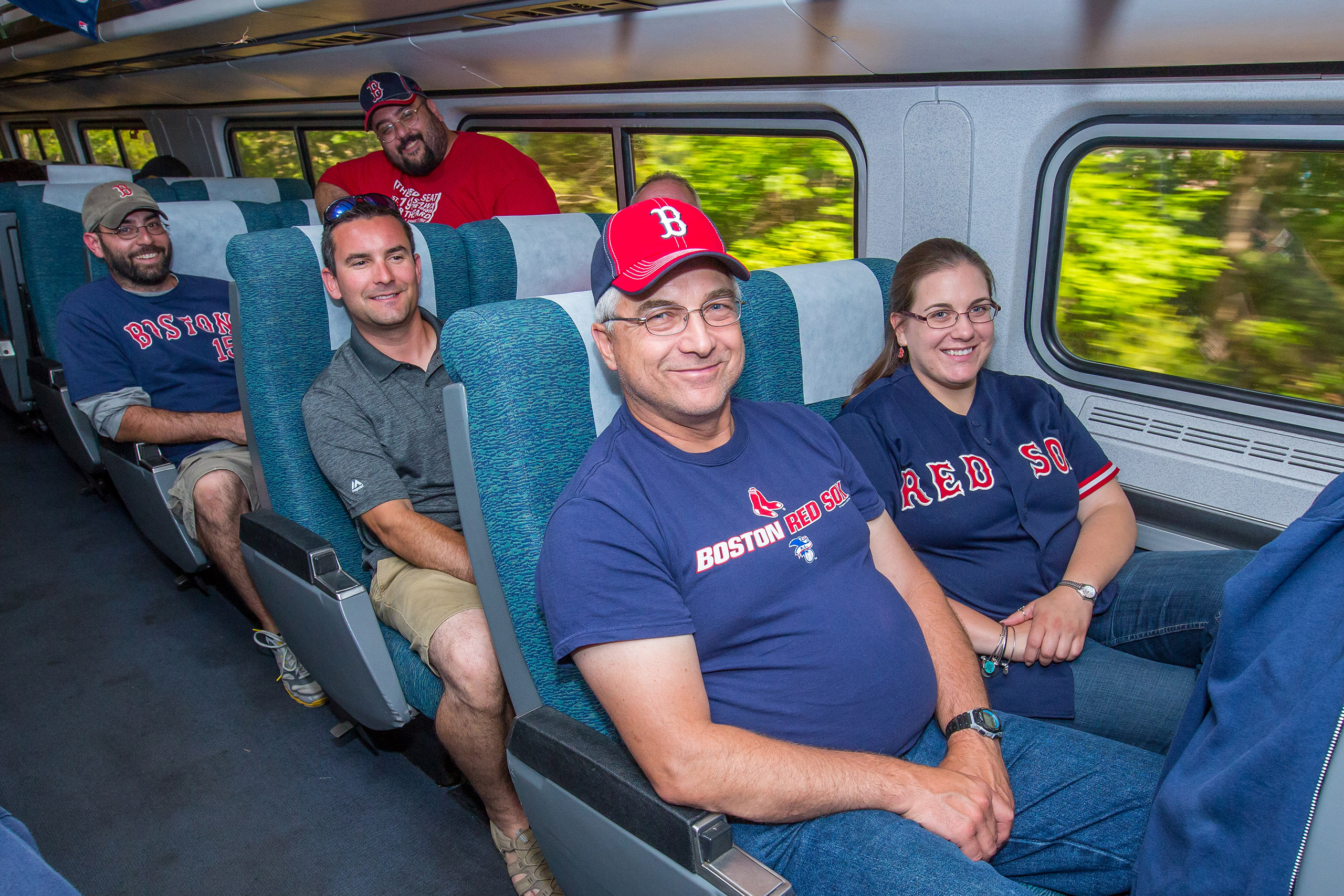 Family red sox picture