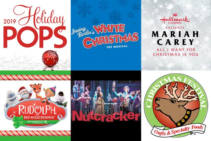 Holiday Theatre Packages