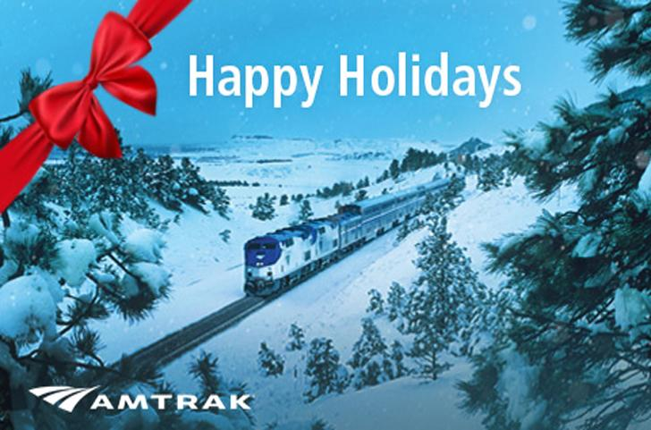 Amtrak Gift Cards